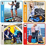 PRO Packing Cubes for Travel | 10 Piece Luggage
