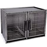 ProSelect Large Modular Kennel Cage Graphite Review
