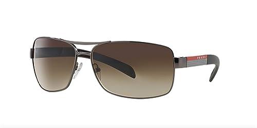 Amazon.com: Prada PS 54 IS gafas de sol: Sports & Outdoors