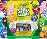Crayola Scented Mini Inspirational Art Case Set, 50 Pieces, Gift