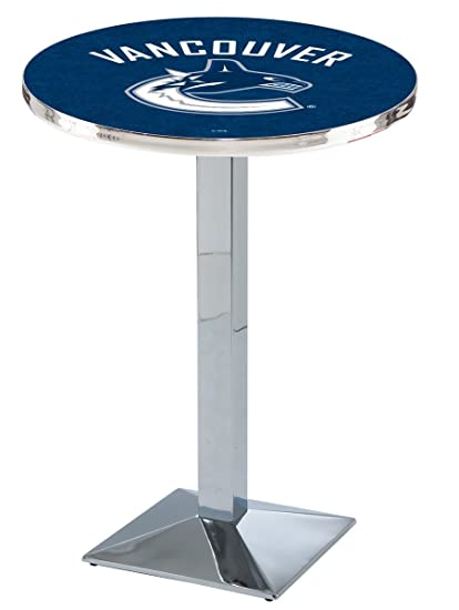 3684c0b7762 Image Unavailable. Image not available for. Color  Vancouver Canucks Pub  Table