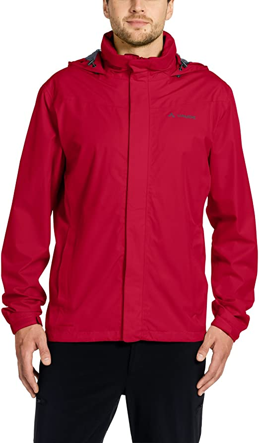 VAUDE Men's Escape Bike Light Jacket Chaqueta, Hombre