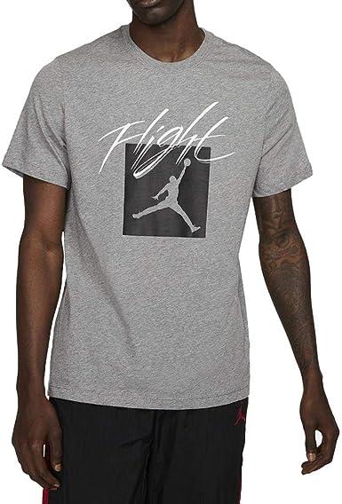 Jordan Camiseta Jumpman Flight Carbón XS (X-Small): Amazon.es ...