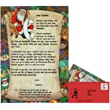 PERSONALISED LETTER FROM SANTA CLAUS - A truly Personalised Letter from Father Christmas for Kids