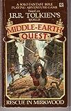 Tolkien Quest, John Ruemmler, 0425086879