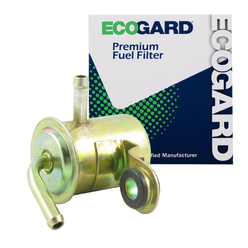 Ecogard Xf43176 Engine Fuel Filter Premium Replacement Vehicle Fits Chrysler Lebaron Town Country New Yorker E Class Executive Sedan