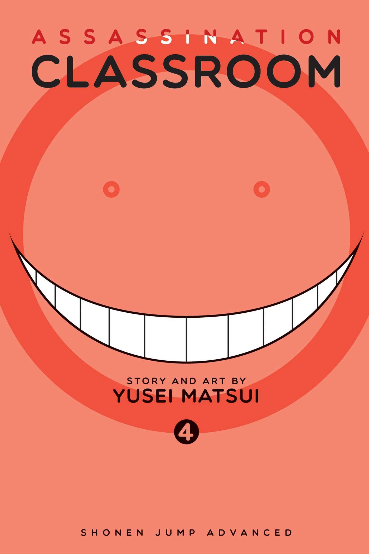 Download Assassination Classroom, Vol. 4 pdf