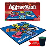 Aggravation w/free dice cup