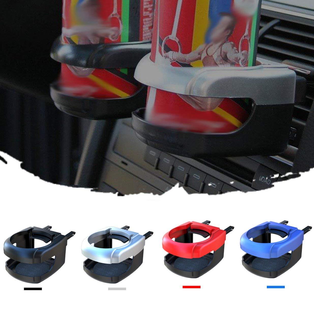 Portavasos para Coche Sairis Organizador de caf/é Aire Acondicionado para Consumo autom/ático Salida de ventilaci/ón Clip-on Auto Veh/ículo Cami/ón Veh/ículo