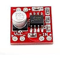 Ballylelly Mono Tablero del Amplificador de 3W Power