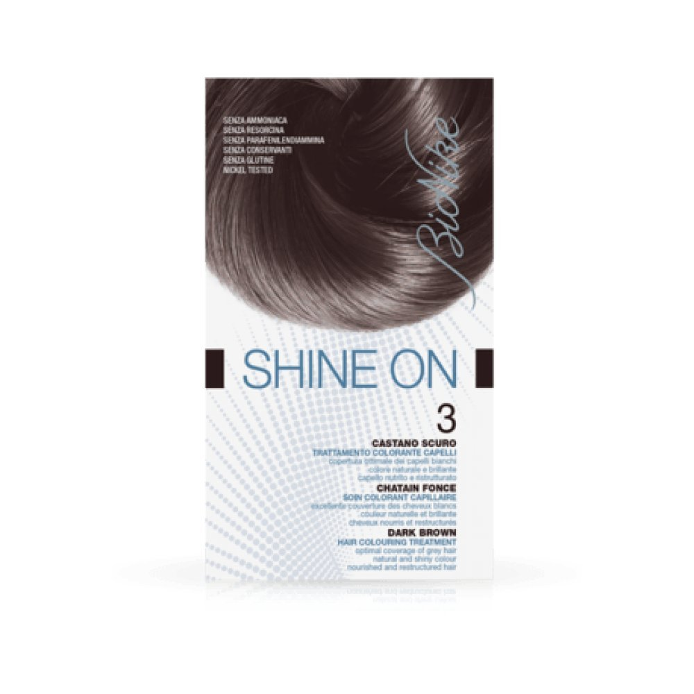 Shine On capelli castano SCU 3 Bionike