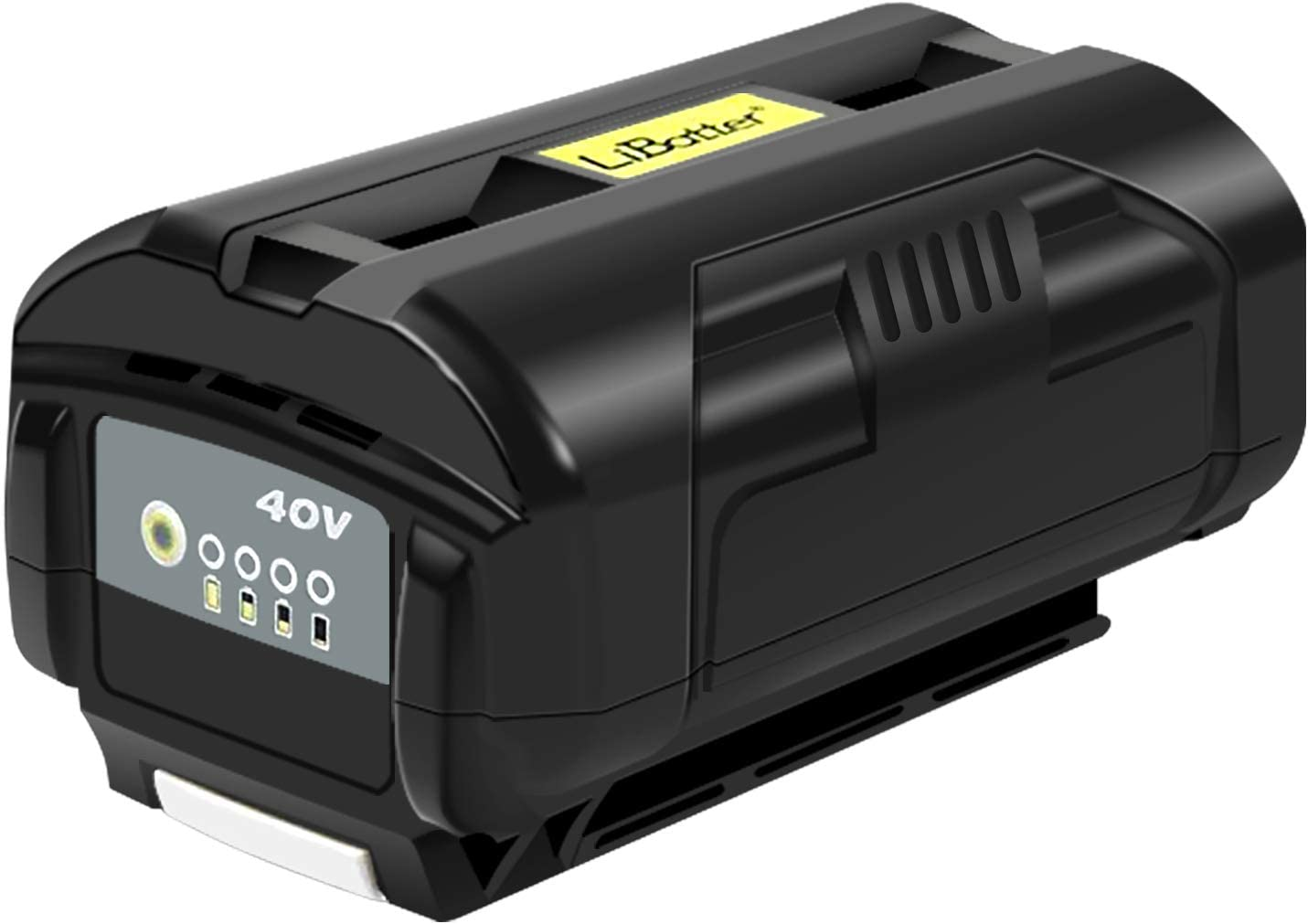 Powerful 40V Battery 6Ah 240Wh Compatible with Ryobi 40V Tools OP4015 OP4026 OP40201 OP40261 OP4030 OP40301 OP4040 OP40401 OP4050 OP40501 OP40601