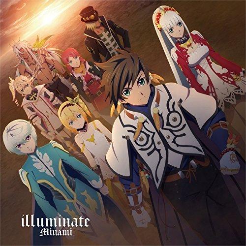 Minami / illuminate[通常盤] ~TVアニメ「テイルズ オブ ゼスティリア ザ クロス」第2期OP主題歌の商品画像
