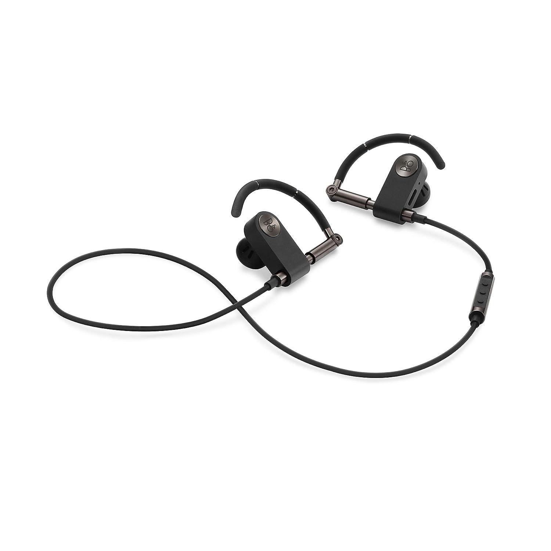 da38378a08fa96 Bang & Olufsen Earset Premium Wireless Earphones - Graphite Brown:  Amazon.co.uk: Hi-Fi & Speakers