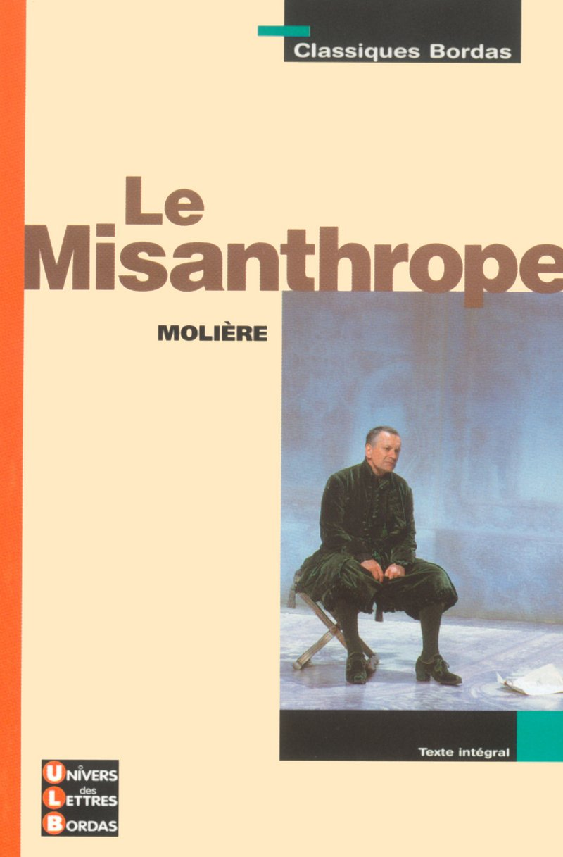 Download Classiques Bordas : Le Misanthrope pdf