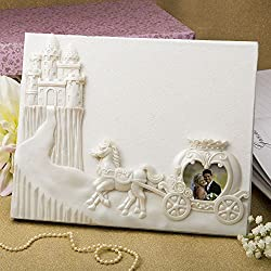 1 Fairytale Design / Cinderella Themed Guest Book