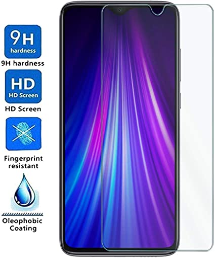 Protector de Pantalla para XIAOMI REDMI Note 8 Pro, Cristal Vidrio ...