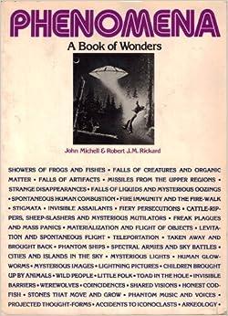 Book Phenomena: A book of wonders