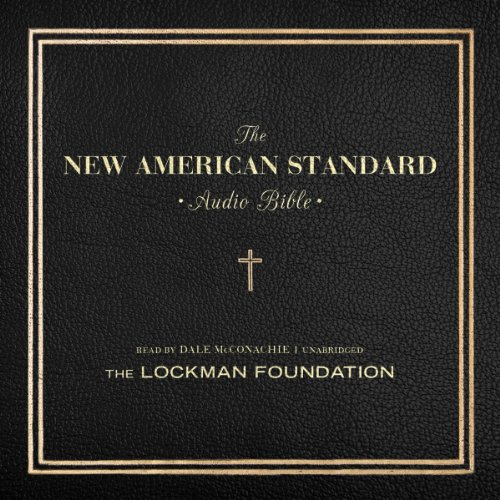 The Complete Audio Holy Bible: New American Standard Bible (NASB)