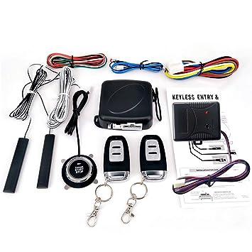 Carrfan Interruptor de SUV del automóvil Sistema de alarma ...