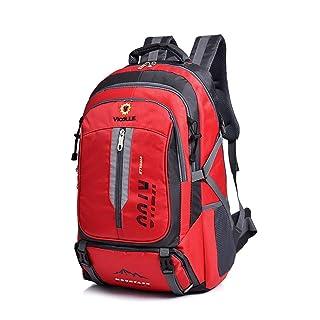 VIVIAN YANG Outdoor sport zaino escursionismo Daypack unisex rucksack alpinismo zaino per viaggi sport all'aria aperta