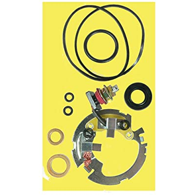 DB Electrical SMU9102 Starter Repair Kit for Arctic Cat ATV 250 300 2X4 4X4 /Honda ATV TRX250 TRX300 TRX400 TRX450 TRX500 /Kawasaki ATV KLF400 KVF400 2X4 4X4 /Suzuki ATV Quadrunner LT-4WD LT-F-160: Automotive