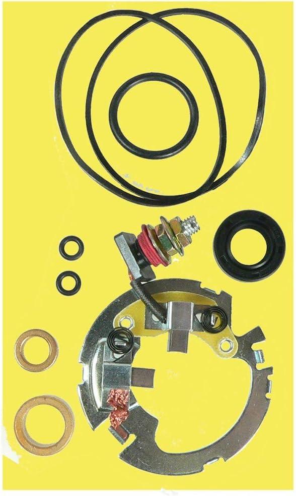 DB Electrical SMU9147 New Starter For Repair Kit Yamaha Fj1200 Vmx1200 Vmax Xv12T Xvz12T Xvz1200 Venture 414-54026 RBK-41 464237