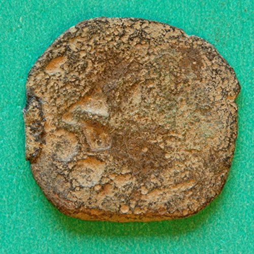 ES Very Worn Spanish Castle & Lion Colon - Cob Coin Shopping Results