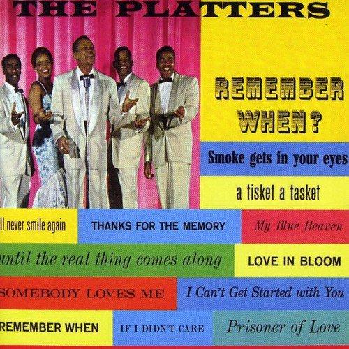 PLATTERS CD BAIXAR THE