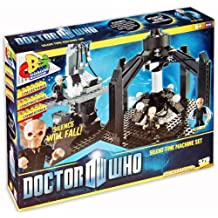 Doctor Who Character Building The Silence Silent Time Machine Lego-compatible Set (includes 2 Silent minifigures)