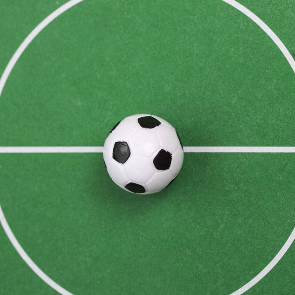 Explopur FUTBOLÍN - 4 Unids / 10 Unids Juego de Balones de Futbol ...