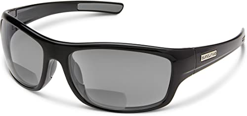 Suncloud Cover Polarized Reader Sunglasses
