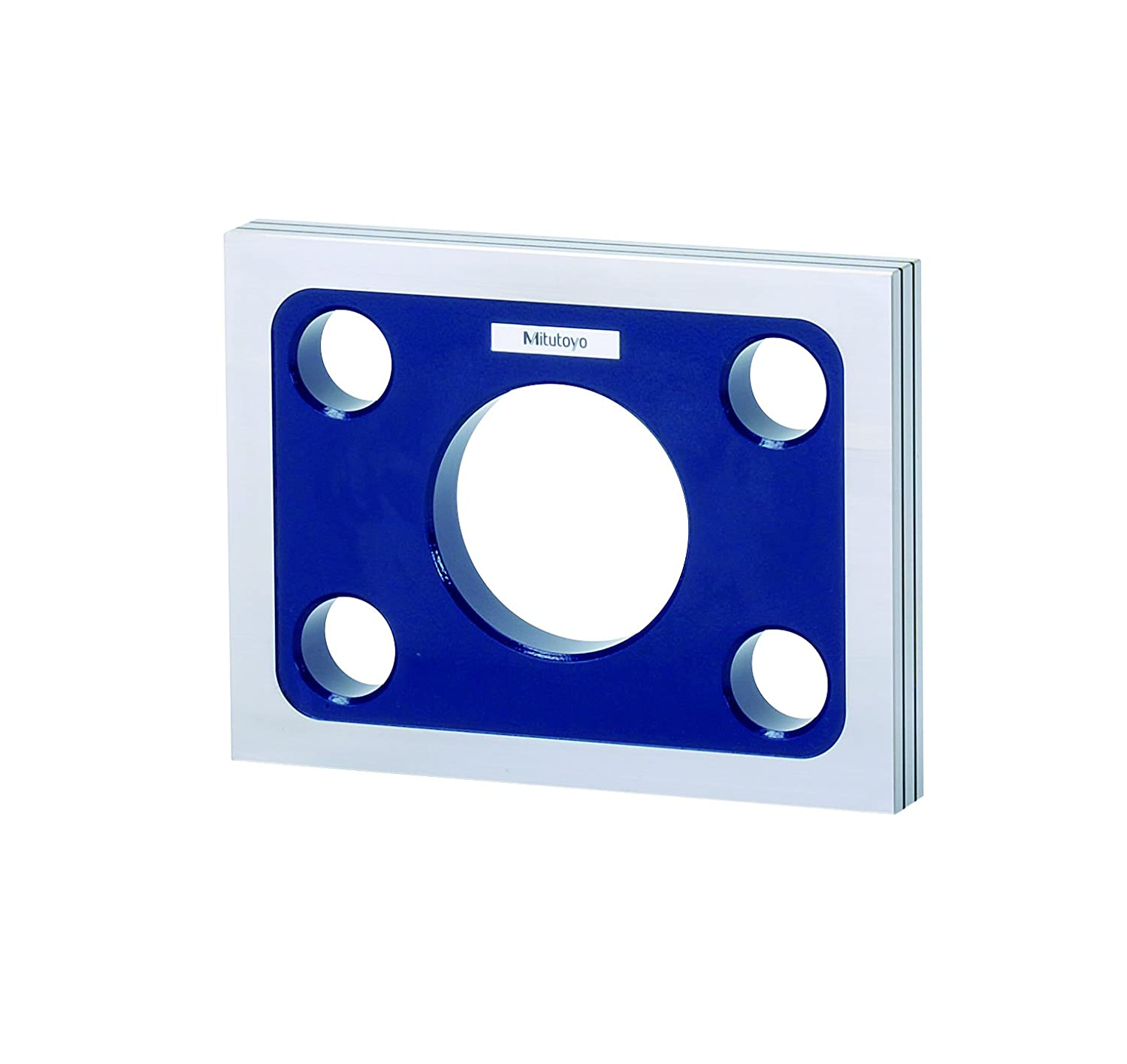 Image of Home Improvements Mitutoyo 311-112 High Precision Square, 160 mm Width x 210 mm Length x 25 mm Thickness