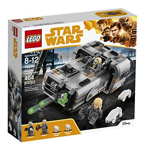 LEGO Star Wars Solo: A Star Wars Story Moloch's Landspeeder 75210 Building Kit (464 Piece) JungleDealsBlog.com