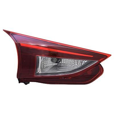 TYC 17-5648-00 Reflex Reflector: Automotive [5Bkhe2014588]