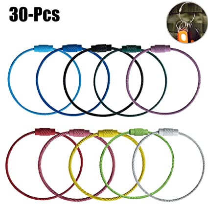 Amazon.com: B Bangcool - Cable de llavero multiusos para ...
