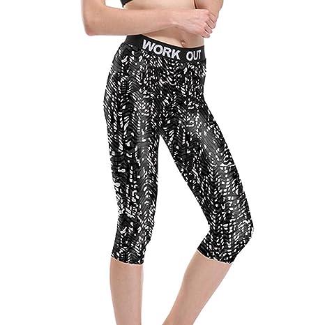 MAIMOMO Leggings para Mujer Pantalones de Yoga Textura ...