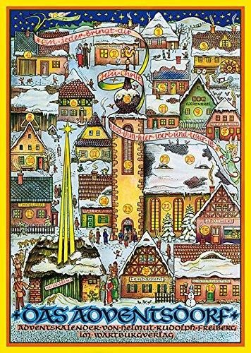 Das Adventsdorf: Adventskalender