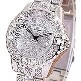 Women Casual Watches Female Diamond Wristwatch Quartz Watch Fashion ladies wrist watch