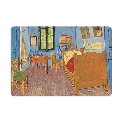 Cartexpo - Set di 4 tovagliette Vincent Van Gogh, la Camera ...