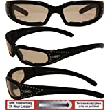 Global Vision Marilyn 3 Transforming Photochromic