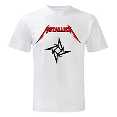 Art T-shirt Herren T-Shirt weiß Bianco S