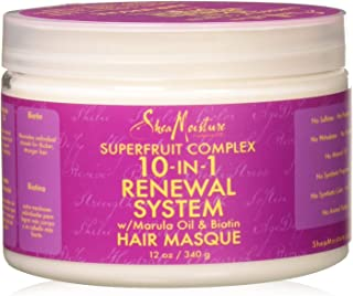 product image for SheaMoisture Superfruit Complex 10-In-1 Renewal System Hair Masque | 12 oz.