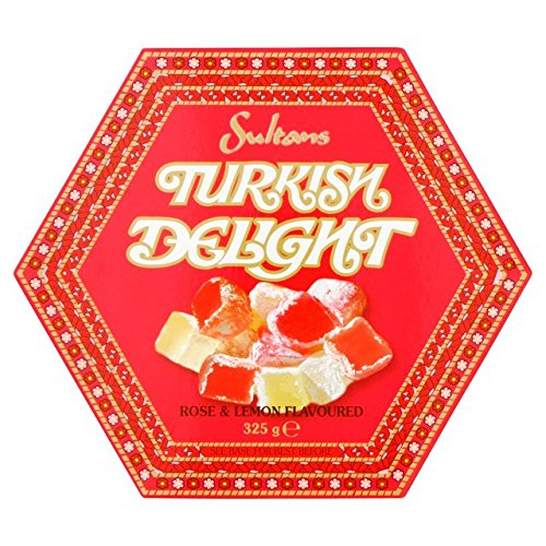 Sultans Rose And Lemon Turkish Delight 325G