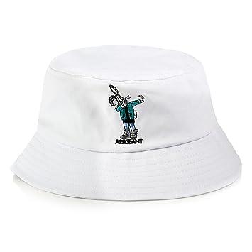 TD Cappello Da Pescatore Hip-Hop Cappello Da Pescatore Per Uomo E Donna ( Colore   Nero)  Amazon.it  Casa e cucina 85ede5d50f7e
