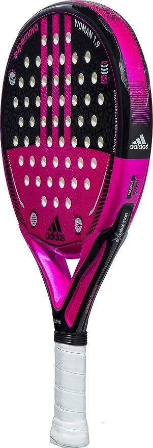adidas Supernova Woman 1.9 Pink/Black/Grey Advanced-Professional Padel Racket