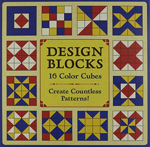 Design Blocks/16 Cubes: Block Puzzle