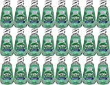 Scope Outlast Mouthwash, Long Lasting Mint, Travel Size, 1.2 Fl Ounce (Case of 24)