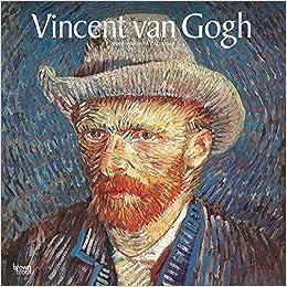 vincent van gogh wall calendar 2019 art calendar