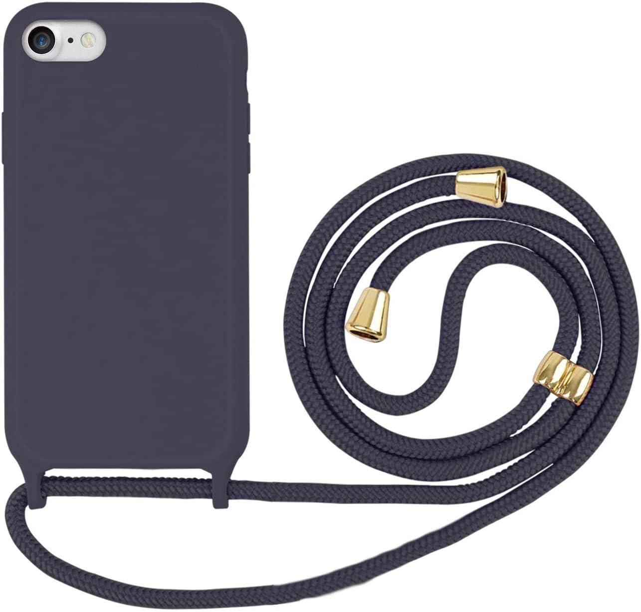 Suhctup Compatible con iPhone 7/iPhone 8 Funda con Cuerda ...